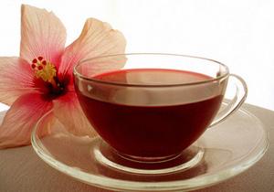 чай каркаде полезные свойства для похудения