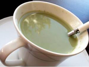 польза чая с молоком для похудения