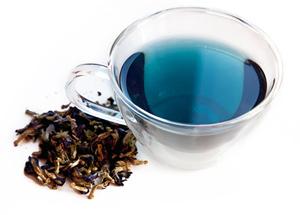 как заваривать синий чай из тайланда