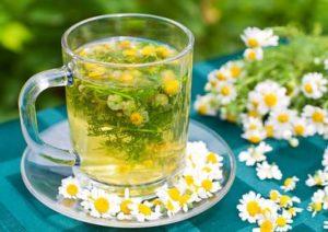 Польза и вред ароматного ромашкового чая